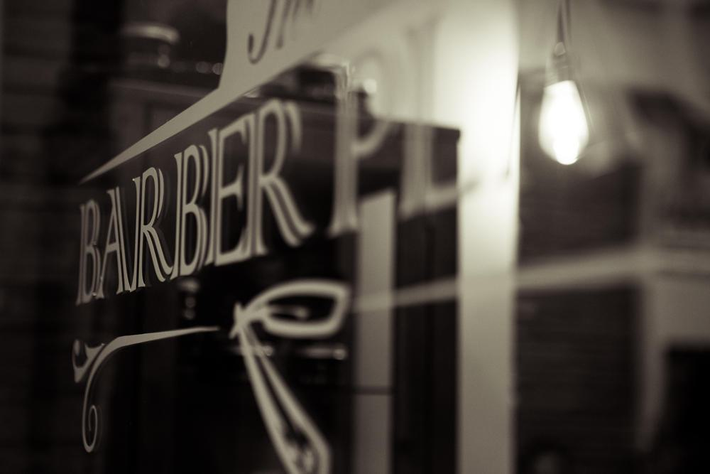 The Barber Place gallery