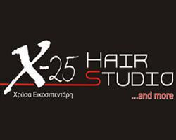 X-25 Hair Studio