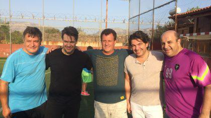 Φιλανθρωπικός Αγώνας Ποδοσφαίρου για Καλό Σκοπό!