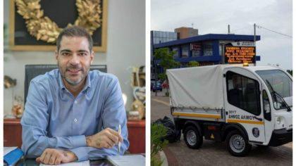 Ανδρέας Κονδύλης: «Να περιορίσουμε την παραγωγή σκουπιδιών»