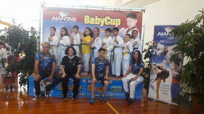 Στο Baby Cup Taekwond συμμετείχε ο ΑΣ ΩΡΙΩΝ