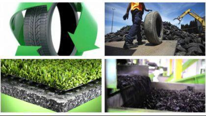 Δήμος Αλίμου: Πρωτοπόρος και στην ανακύκλωση των ελαστικών