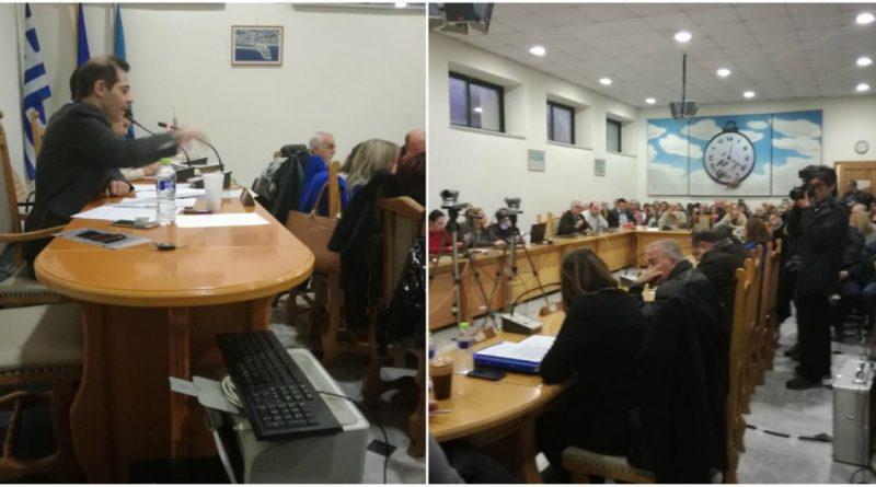 Έκτακτη συνεδρίαση του δημοτικού συμβουλίου Αλίμου για την καθαριότητα